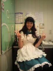 弥音夏 公式ブログ/メイドさん♪ 画像1