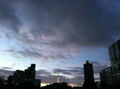 こうづなかば 公式ブログ/空が青くなる前に 画像1