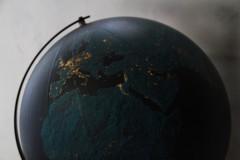 こうづなかば 公式ブログ/夜の地球儀 画像1