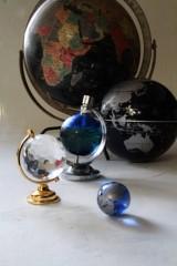 こうづなかば 公式ブログ/地球儀 画像1