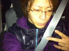 SORGENTI 公式ブログ/イオン狭山〜大阪へ(@ ̄ρ ̄@) 画像1