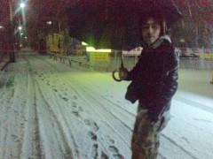 SORGENTI 公式ブログ/初雪 画像1