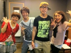 SORGENTI 公式ブログ/☆FM FUJI☆ 画像1