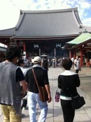 SORGENTI 公式ブログ/久しぶりの家族旅行o(^▽^)o 画像1