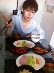 SORGENTI 公式ブログ/関氏とモーニングo(^▽^)o 画像1