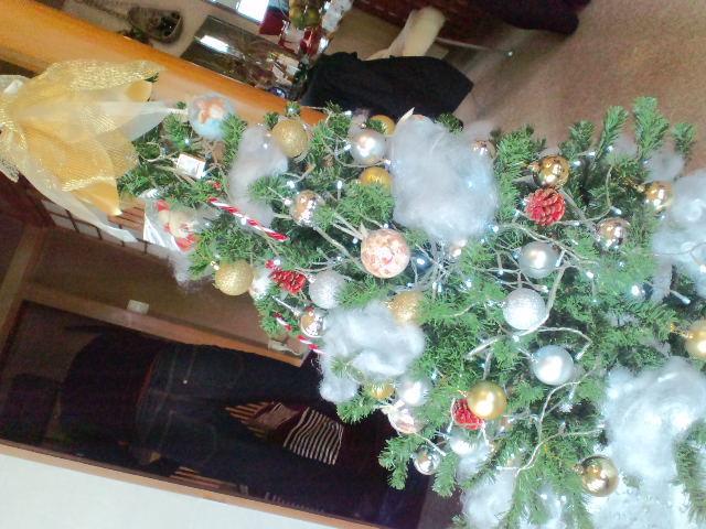 もうクリスマスやなぁ☆