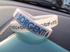 SORGENTI 公式ブログ/リストバンド 画像2