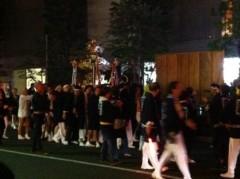 SORGENTI 公式ブログ/祭り♪───O(≧∇≦)O────♪ 画像3