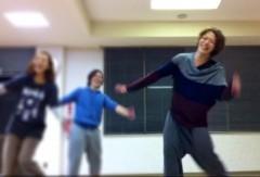 SORGENTI 公式ブログ/ダンス練習( ̄ー ̄) 画像1