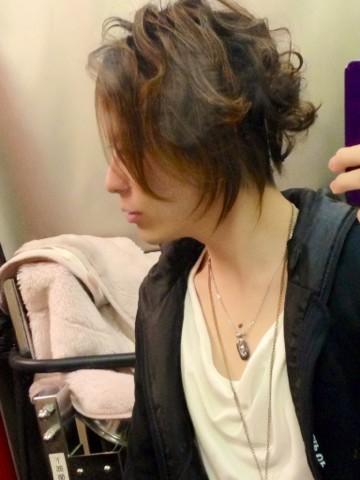 一部の髪型パート2☆