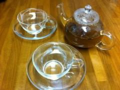 SORGENTI 公式ブログ/のどに優しくショウガ紅茶 画像1