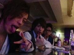 SORGENTI プライベート画像/ミツヒロバースデーLIVE☆ ソロコーナー中にサンクロの2人と☆