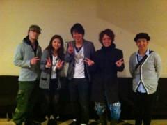 SORGENTI 公式ブログ/LIVE終了☆ 画像1