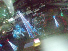 SORGENTI 公式ブログ/熊谷駅点灯式終了☆ 画像1