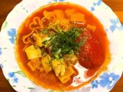 SORGENTI 公式ブログ/イメチェン写メと今日の晩御飯 画像3