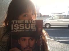 今井りか 公式ブログ/BIG  ISSUE 画像1