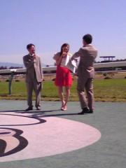 今井りか 公式ブログ/新潟競馬場です 画像2