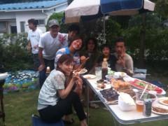 今井りか 公式ブログ/BBQ 画像1
