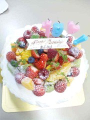 坂口杏里 公式ブログ/ケーキ 画像1