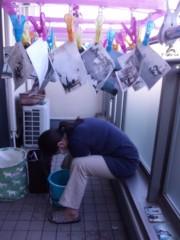 石田美菜子 公式ブログ/張り付いて剥がれない写真 画像1