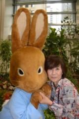 石田美菜子 公式ブログ/ウサギさんとお仕事☆ 画像1