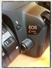 石田美菜子 公式ブログ/Canon EOS kiss x6i 画像1