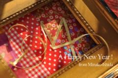 石田美菜子 公式ブログ/今年もよろしくお願いします@2014 画像1