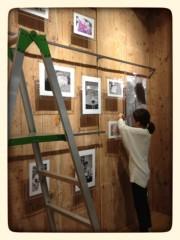 石田美菜子 公式ブログ/[Momo-chan]展示が始まりました☆ 画像2