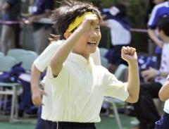 石田美菜子 公式ブログ/少し早いけど運動会でした☆ 画像1