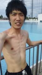 木竜和幸 公式ブログ/水着撮影 画像1