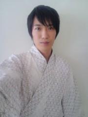 木竜和幸 公式ブログ/初浴衣♪ 画像1