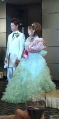 KONISHIKI 公式ブログ/結婚式♪ 画像1
