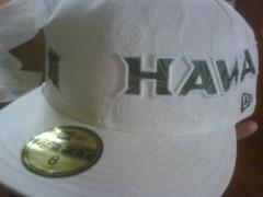 KONISHIKI 公式ブログ/I love baseball caps!  画像3