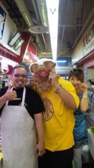 KONISHIKI 公式ブログ/牧志市場の美味い肉 画像1