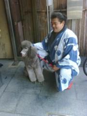 KONISHIKI 公式ブログ/力士とサンポ 画像1