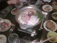 KONISHIKI 公式ブログ/チャンコ鍋 画像1
