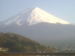 KONISHIKI 公式ブログ/富士山 画像2