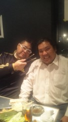KONISHIKI 公式ブログ/今晩は焼肉 画像2