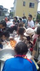 KONISHIKI 公式ブログ/炊き出し2日目 画像2