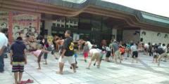 KONISHIKI 公式ブログ/相撲体操♪ 画像2