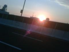 KONISHIKI 公式ブログ/夕日 画像1
