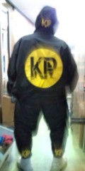 KONISHIKI 公式ブログ/サウナスーツ! 画像2