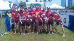 KONISHIKI 公式ブログ/ハワイでトライアスロン 画像2