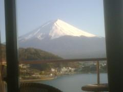 KONISHIKI 公式ブログ/富士山 画像1