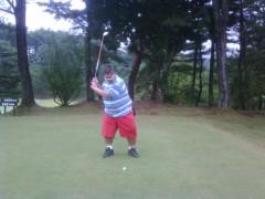 KONISHIKI 公式ブログ/ゴルフ 画像3