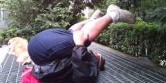 KONISHIKI 公式ブログ/ストレッチマン! 画像1