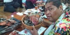 KONISHIKI 公式ブログ/海女料理!! 画像1