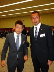 山岸範宏 プライベート画像 長谷川 穂積選手