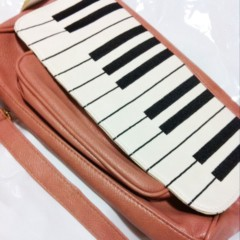 NAO nataliya 公式ブログ/鍵盤ポシェット♪ 画像1