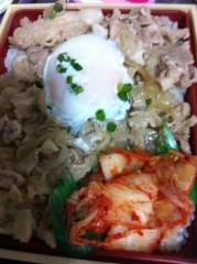 NAO nataliya 公式ブログ/♪どんどん丼♪ 画像2